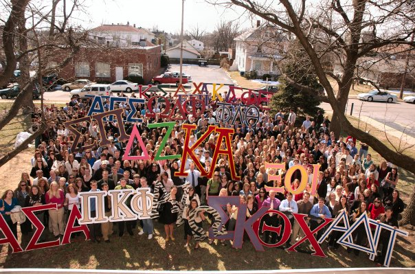 List of social fraternities and sororities
