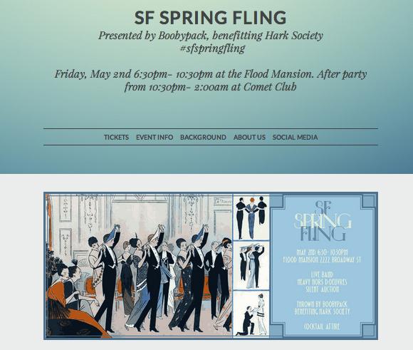 SF Spring Fling