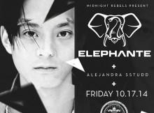 elephante capitale