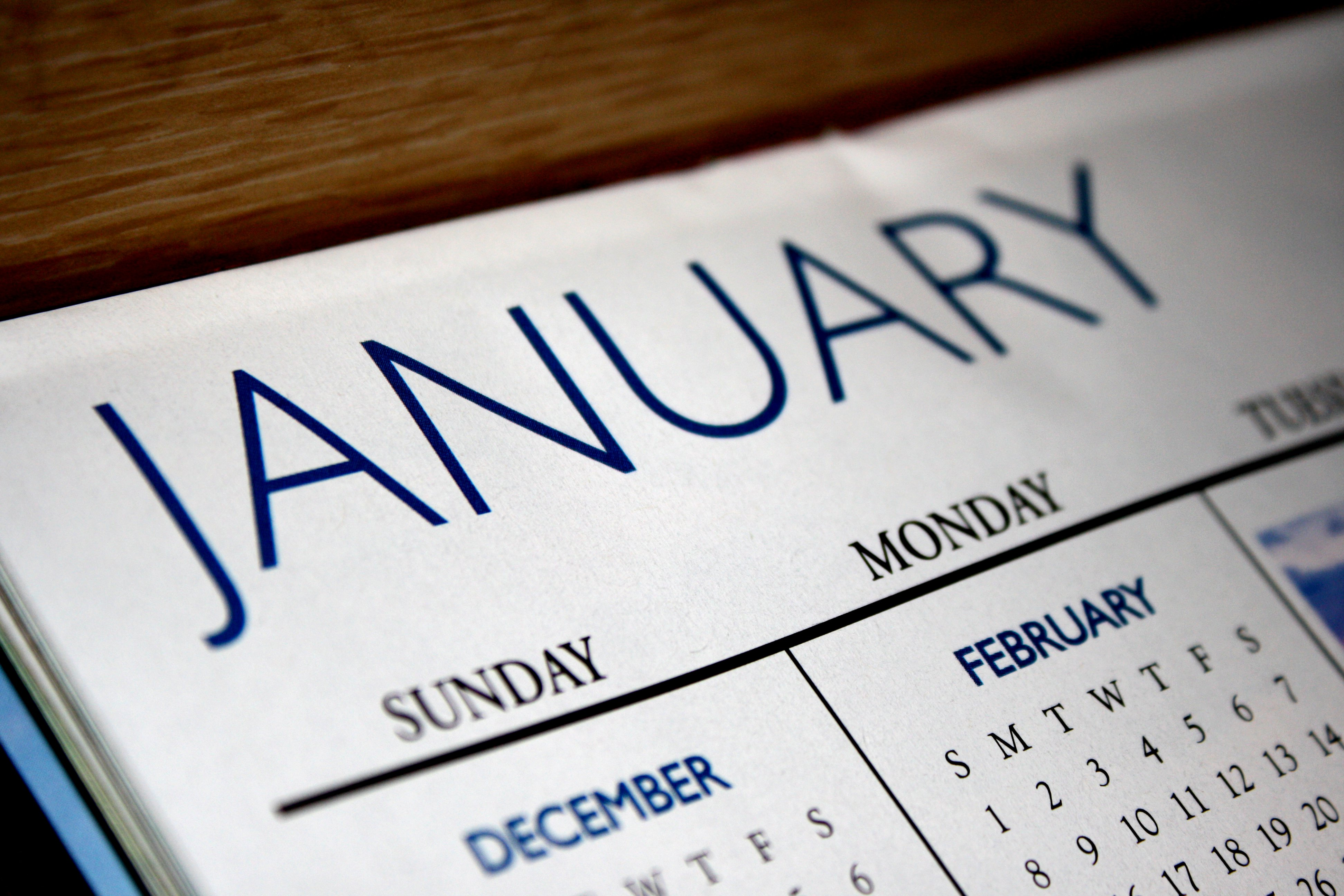 Why January Is Perfect For Your Event Blog